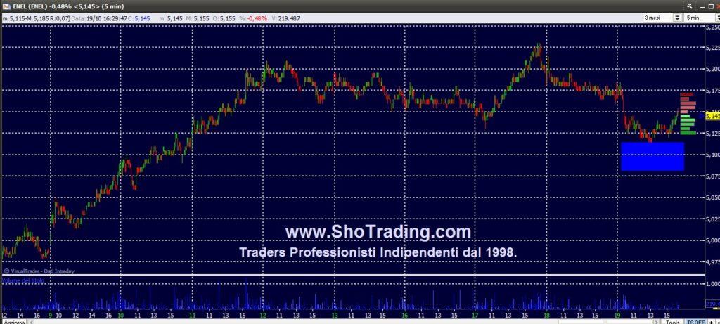 Trading professionale Azioni e FIB FtseMIB